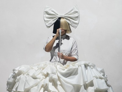 Australian musician Sia Furler performs as part of her Nostalgic for the Present Tour at the Bell Centre in Montreal on Sunday, Oct. 23, 2016.