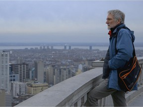 John Walker is the director of the documentary Quebec My Country Mon Pays.