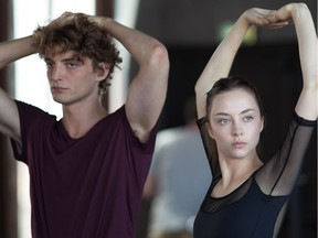 Instead of applying to the Bolshoi ballet company, Polina (classically trained dancer Anastasia Shevtsova) follows Adrien (former Quebec native and Xavier Dolan muse Niels Schneider) to France.