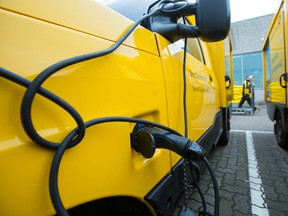 The province hopes to encourage more green forms of transportation to reduce oil consumption 40 per cent by 2030.