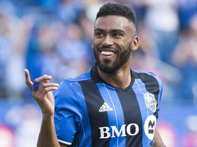 Impact midfielder Anthony Jackson-Hamel is working hard to try to win more playing time.