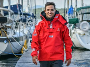 Sherbrooke-native Simon DuBois is about to embark on the 11-month-long Clipper Round the World Yacht Race.