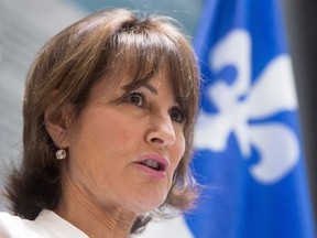 File photo: Minister Kathleen Weil.