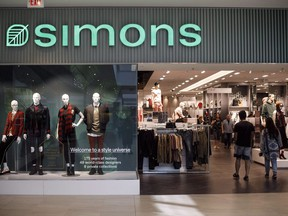 Peter Simons, CEO of the Simons department-store chain, feels that a rise in the de minimis threshold will have a negative impact on Canadian retailers.