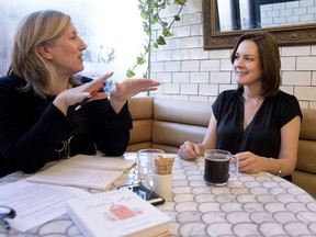 Longtime friends Lesley Chesterman and Laura Calder discuss the ins and outs, dos and don'ts of entertaining.