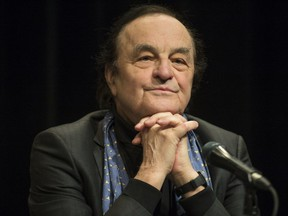 Charles Dutoit, seen in 2015, was music director of the OSM from 1977 to 2002.