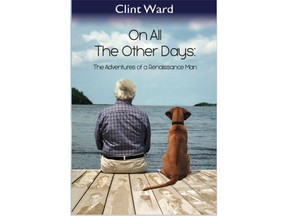 Hudson's Clint Ward has a new book and will be signing copies at Chapters Pointe-Claire on Jan. 20.