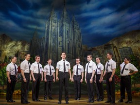The Book of Mormon: staggeringly filthy yet irresistibly sweet.