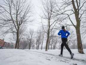A report found that runners have a 25 to 40 per cent reduced risk of premature mortality.