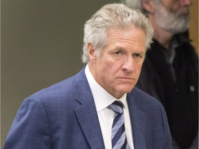 Tony Accurso, seen in a file photo, was convicted on all five charges against him in Laval fraud and corruption trial.