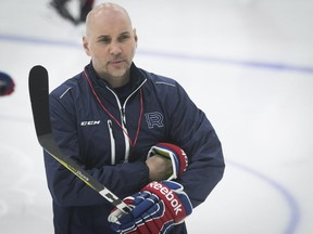 Sylvain Lefebvre, a 50-year-old Richmond, Que., native, had no head-coaching experience when Habs GM Marc Bergevin hired him in 2012 to lead the AHL's Hamilton Bulldogs.