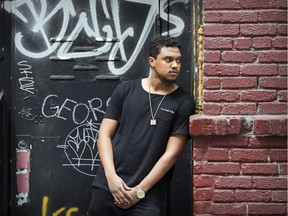 """""""We need someone, or a few people, to be the face of Montreal,"""" says LaSalle rapper Speng Squire. """"We're really close. We're all coming together at the same time."""""""