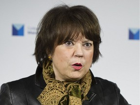 Liberal Hélène David is the Minister responsible for Higher Education and for the Status of Women. David will be present at La Gouvernance au Féminin panel on women in politics.
