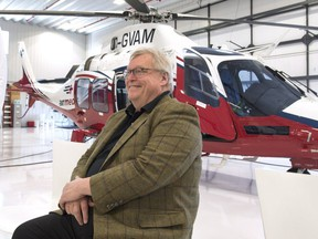 Quebec is using Montreal's Sacré-Coeur Hospital, which has a heliport and a Level 1 trauma centre, as its receiving centre.