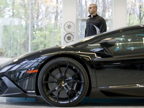 """Karz 4 Kidz organizer Alexandria Tremis said Lamborghini Montreal general manager Pasquale Scotti has """"got a network that I don't think we could have ever branched into."""""""