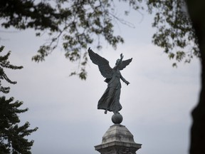 Mount Royal's busiest path begins at Sir George-Étienne-Cartier monument on Park Ave., a landmark gathering place in the city.