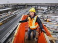 Olivier Beaulieu, deputy project manager for HPH-Turcot, isn't lost in the apparent chaos of the Turcot reconstruction.