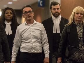 A jury of eight men and four women was selected Monday, Jan. 14, 2019, in the murder trial of Michel Cadotte.