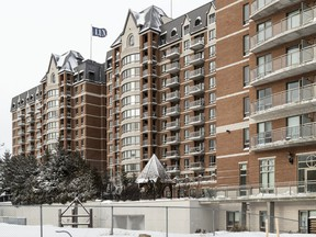 """""""People are free to come and go"""" at residences for autonomous seniors, such as the Lux Gouverneur, says a spokesperson for the Quebec seniors' housing group."""