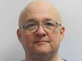 Denis Bégin is being sought by the Sûreté du Québec after he disappeared from a minimum-security penitentiary in Laval on Friday, Feb. 15, 2019.