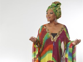 Singer Lorraine Klaasen honours her mother and other seminal South African singers with a performance of Township music at Hudson Village Theatre.
