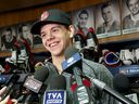Canadiens rookie Jesperi Kotkaniemi scored 11 goals, notched 34 points and was the youngest player on any National Hockey League roster this past season.