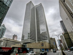 The iconic Place Ville Marie building downtown, which was designed by world-famous architect I.M. Pei, is undergoing a major renovation.