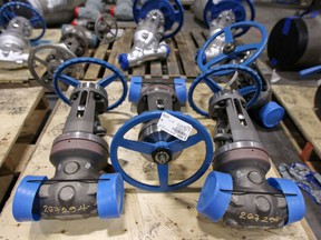 A total of 200 jobs have been cut in 18 months as Montreal-based industrial valve maker Velan transfers work to India.