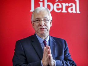 Long-time Liberal MP Francis Scarpaleggia was re-elected in Lac St. Louis last week.