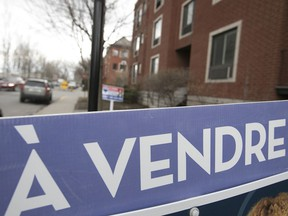 """""""It's fair to say the market is overheating,"""" says Charles Brant of the Quebec Professional Association of Real Estate Brokers."""