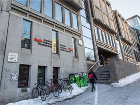 The Students' Society of McGill University building.