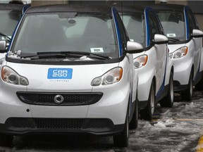 Car-sharing service Car2go is ending on Feb. 29. The loss of this alternative to car ownership is bad news for the fight against climate change.