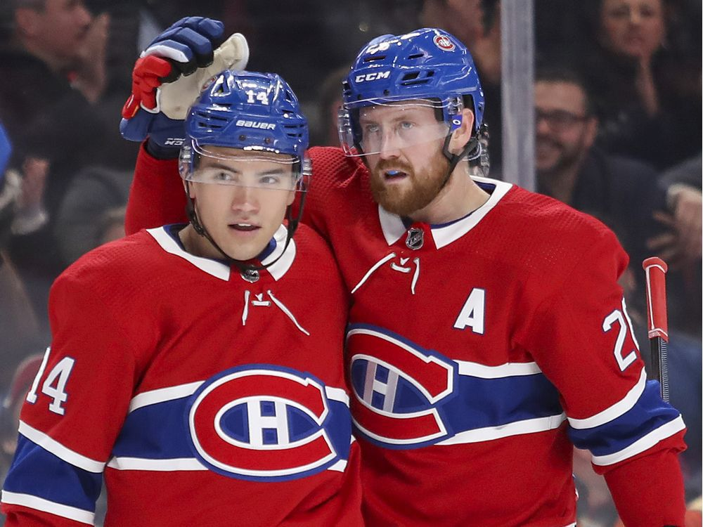 Canadiens Game Day Jeff Petry Fills Man Mountain Role In Ot Victory Montreal Gazette