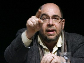 """""""The fact that (Education Minister Jean-François Roberge) made his decision an hour after the column was published, based solely on the column ... is very concerning, not for me personally, but for Quebec democracy,"""" says Daniel Weinstock, pictured in 2008."""
