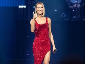 Céline Dion brought her Courage World Tour to the Bell Centre in Montreal on Feb. 18, 2020.