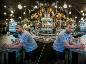 """""""We're in a real bind,"""" says Jean-Philippe Haddad, co-owner of Cloakroom Bar on de la Montagne St. """"If the situation continues for long, I don't know how many bars here can survive."""""""