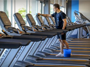 Club Fit Forme says it will respect the order to remain closed. But while it offers virtual classes, nothing can compensate for an in-person workout, its director of training says.
