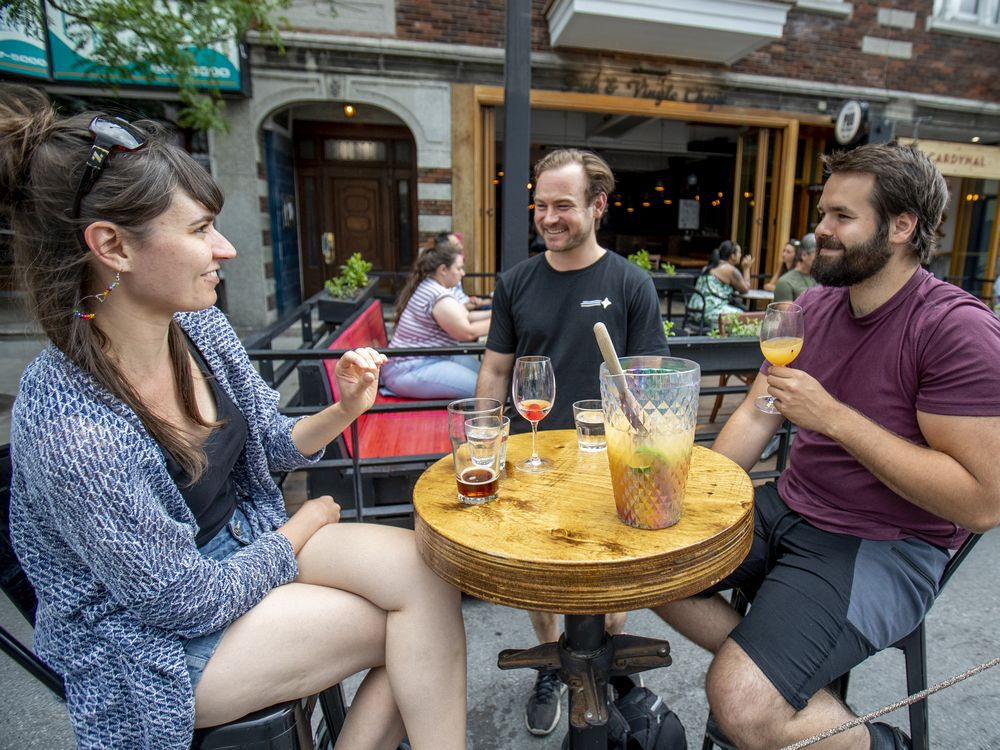 COVID-19 updates, May 17: Montreal terrasses could reopen as early as May 28 – reports