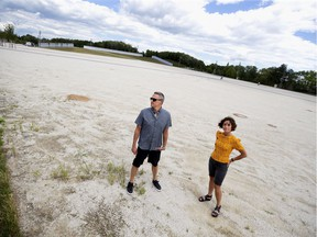 Under normal circumstances, Evenko's Nick Farkas and Evelyne Côté would be watching tens of thousands of revellers stream into Parc Jean-Drapeau next weekend for Osheaga's 15th edition. Instead, the festival grounds — which were also to be used for ÎleSoniq and Lasso — remain barren.