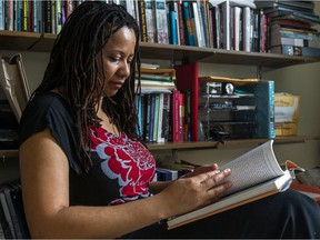 """In 2020, we have 0.5 per cent Black faculty and 0.6 per cent Indigenous faculty. I think that's unacceptable,"""" says Charmaine Nelson, an art history professor."""