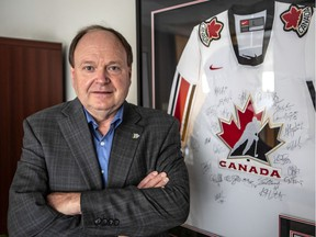 """We can't distort the sport, two players will still battle for the puck,"" said Paul Ménard, director general of Hockey Quebec. ""Can we be 100 per cent sure nothing will happen? I don't think anything is 100 per cent sure right now."""