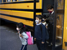 A total of 172 schools have had positive cases, including 53 in Montreal.