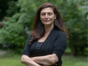 Irina Rish, a renowned artificial intelligence expert, at home in Montreal on Friday Sept. 4, 2020 has been appointed by the federal government as the new Canada Excellence Research Chair in Artificial Intelligence.