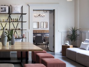 Hôtel 71's newly transformed Espresso Lounge has tea and coffee for free, plus privately imported wines and a new gin bar.