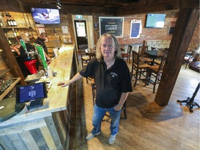 Tony Fewkes is co-owner of Cameron Public House, a Scottish-style pub that opened in the former Cunningham's Pub location in Hudson.