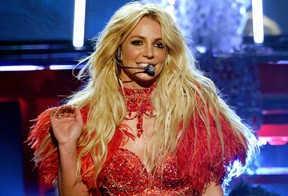 Britney Spears performs onstage during the 2016 Billboard Music Awards at T-Mobile Arena on May 22, 2016 in Las Vegas, Nevada.