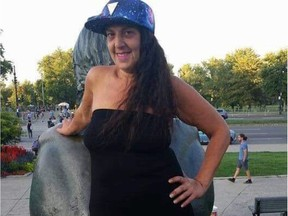 Antoinette Traboulsi is shown in this handout photo provided by her family.