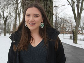Brielle Chanae Thorsen, 22, says she hopes to help bring sustainable energy solutions to remote Indigenous communities who lack clean and affordable power, just as they often lack clean drinking water.