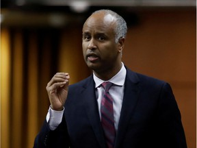 The 263 new affordable housing units are expected to be delivered by spring 2022, says federal minister Ahmed Hussen.