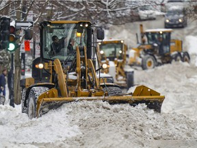 City workers have gone into overdrive with snowplowing this season, Josh Freed writes.